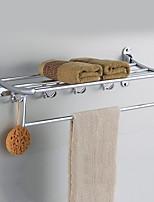preiswerte -Badezimmer Regal Neues Design / Cool Modern Edelstahl / Eisen 1pc Wandmontage