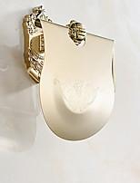 Недорогие -Держатель для туалетной бумаги Новый дизайн Современный Алюминий / Нержавеющая сталь 1шт На стену