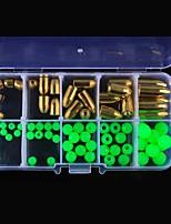 Недорогие -Набор для рыбалки / Рыбалка Инструменты Простая установка / Легкий и удобный / Прост в применении Медь / пластик Морское рыболовство / Спиннинг / Ловля карпа