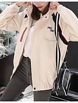 Недорогие -Жен. Куртка Классический - Буквы