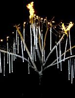baratos -0,5 m Cordões de Luzes 2835 LEDs Branco Quente Criativo / Novo Design / Decorativa 100-240 V 1conjunto