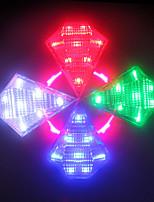 baratos -Luz Traseira Para Bicicleta Laser / LED Luzes de Bicicleta Ciclismo Impermeável, Novo Design Bateria Recarregável Lithium-ion 200 lm Branco / Vermelho / Azul Ciclismo