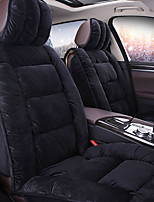 Недорогие -ODEER Чехлы на автокресла Чехлы для сидений Черный текстильный / Ацетат Общий Назначение Универсальный Все года Все модели