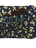 cheap -8pcs Makeup Brushes Professional Blush Brush / Eyeshadow Brush / Lip Brush Fiber Full Coverage Plastic