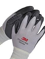 Недорогие -1 комплект нитрил Защитные перчатки Безопасность и защита Износостойкий Нескользкой
