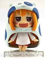 Недорогие -Аниме Фигурки Вдохновлен Himouto Косплей ПВХ 8 cm См Модель игрушки игрушки куклы