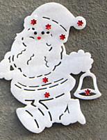 baratos -Ornamentos Desenho Não-Tecelado Desenho Animado Decoração de Natal