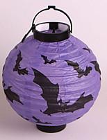baratos -Decorações de férias Decorações de Halloween Halloween Entertaining / Objetos de decoração Decorativa / Legal Preto / Laranja / Roxo 1pç