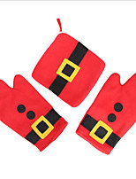 Недорогие -Орнаменты Мультяшная тематика Ткань / пластик Оригинальные Рождественские украшения