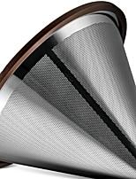 Недорогие -Нержавеющая сталь Heatproof / Телесный нерегулярный 1шт Фильтры