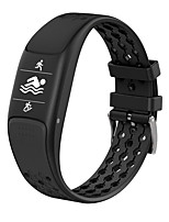 cheap -Smart Bracelet Smartwatch P8 for Android iOS Bluetooth GPS Sports Waterproof Heart Rate Monitor Blood Pressure Measurement Pedometer Call Reminder Activity Tracker Sleep Tracker