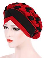 Недорогие -Жен. Классический / Праздник Широкополая шляпа - Бусины Контрастных цветов