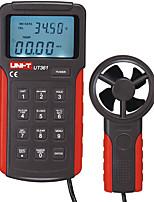 Недорогие -ut361 / ut362 анемометр тестер скорость ветра датчик температуры воздуха ручной