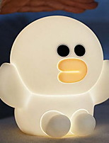 cheap -1pc LED Night Light USB New Design / Adorable <=36 V