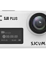 economico -sjcam sj8plus bult-in supporto microfono scheda di memoria touch control supporto 128 gb multi-lingua single shot burst mode time-lapse 30 m