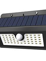 Недорогие -YouOKLight 1шт 1 W Солнечный свет стены Работает от солнечной энергии Холодный белый 3.7 V Уличное освещение
