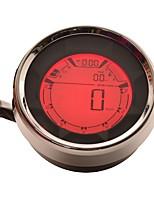 abordables -C-1023 Moto Jauge de pression d'huile / Jauge d'huile / Indicateur de Vitesse pour motocyclettes Toutes les Années Jauge Antistatiques / Tachymeter