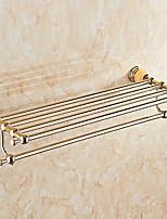 Недорогие -Полка для ванной Новый дизайн / Cool Modern Нержавеющая сталь / железо 1шт На стену