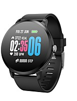 cheap -Smart Bracelet Smartwatch V11 for Android iOS Bluetooth GPS Sports Waterproof Heart Rate Monitor Blood Pressure Measurement Pedometer Call Reminder Activity Tracker Sleep Tracker
