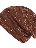 Недорогие -Жен. Классический / Праздник Широкополая шляпа Полоски