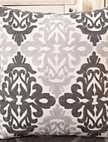 baratos -1 pçs Algodão / Linho Cobertura de Almofada, Geométrica Tradicional / Clássico
