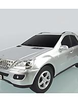 Недорогие -Машинка на радиоуправлении Rastar 21000 10.2 CM 2.4G Автомобиль 1:14 8 km/h КМ / Ч На пульте управления / Светящийся