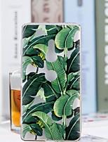 Недорогие -Кейс для Назначение Sony Xperia XZ2 Compact / Xperia XZ2 Прозрачный / С узором Кейс на заднюю панель дерево Мягкий ТПУ для Huawei P20 / Huawei P20 Pro / Huawei P20 lite