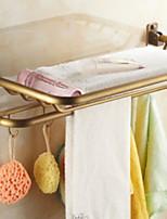 cheap -Bathroom Shelf New Design / Cool Modern Brass 1pc Wall Mounted