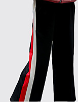 cheap -Kids Girls' Solid Colored Leggings