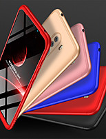 baratos -Capinha Para Xiaomi Xiaomi Pocophone F1 / Mi 8 Antichoque Capa Proteção Completa Sólido Rígida PC para Xiaomi Pocophone F1 / Xiaomi Mi 8 / Xiaomi Mi 8 SE