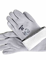 cheap -1 Pair Fiber Nitrile Gloves Safety & Protective Gear