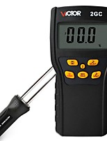 Недорогие -1 pcs Пластик Измерение влажности Измерительный прибор VICTOR
