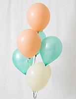 Недорогие -Воздушный шар Латекс 7pcs Праздники / Классика / Сказка