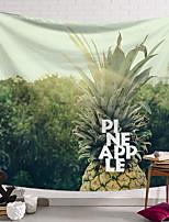 Недорогие -Прямоугольник / Пейзаж Декор стены Полиэстер Современный Предметы искусства, Стена Гобелены Украшение