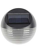cheap -1pc Smart Night Light Warm White / Cold White Solar Power Waterproof / Wireless <5 V