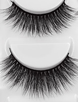 cheap -Eyelash Extensions 10 pcs Thick Multi-tool Natural Curly Thick Animal wool eyelash Daily Wear Thick - Makeup Daily Makeup New Arrival High Quality Cosmetic Grooming Supplies
