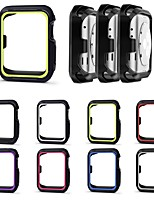 abordables -Coque Pour Apple Apple Watch Series 1 Silicone Apple