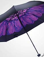 cheap -Stainless steel All Sunny and Rainy / New Design Folding Umbrella