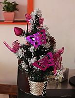 Недорогие -Орнаменты Новогодняя тематика пластик / PVC Мультипликация Рождественские украшения