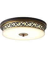 baratos -Cilindro / Novidades Montagem do Fluxo Luz Ambiente - Proteção para os Olhos, Regulável, 220-240V, Branco quente + branco, Fonte de luz LED incluída