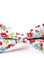 cheap -Unisex Party / Basic Bow Tie - Floral / Color Block Bow