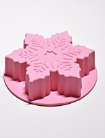 cheap -Bakeware tools Silica Gel Cute For Cake Cake Molds 1pc