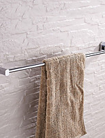 Недорогие -Держатель для полотенец Новый дизайн Современный Латунь 1шт 1-Полотенцесушитель На стену