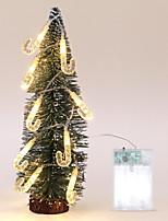 Недорогие -1,2 м Гирлянды 10 светодиоды Разные цвета Декоративная / обожаемый Аккумуляторы 1 комплект