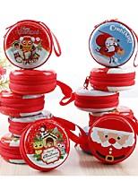 economico -natale capodanno vendita al dettaglio ciondolo borsa decorazione albero di natale cuffie borse scatole di caramelle casuale