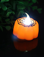Недорогие -BRELONG® 1шт LED Night Light Батарея с батарейкой Творчество / Милый / Креатив <5 V