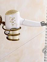 Недорогие -Крючок для халата / Полка для ванной Новый дизайн / Многофункциональный Античный Латунь 1шт На стену