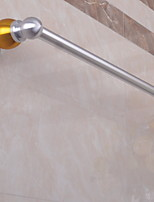 Недорогие -Держатель для полотенец Новый дизайн Современный Нержавеющая сталь / железо 1шт 1-Полотенцесушитель На стену