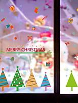 cheap -Window Film & Stickers Decoration Simple Print / Simple PVC(PolyVinyl Chloride) Window Sticker