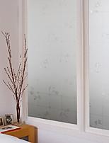 baratos -Filme de Janelas e Adesivos Decoração Moderna Estampado / Simples PVC Adesivo de Janela / Fosco / Corredores / Shop / Cafe